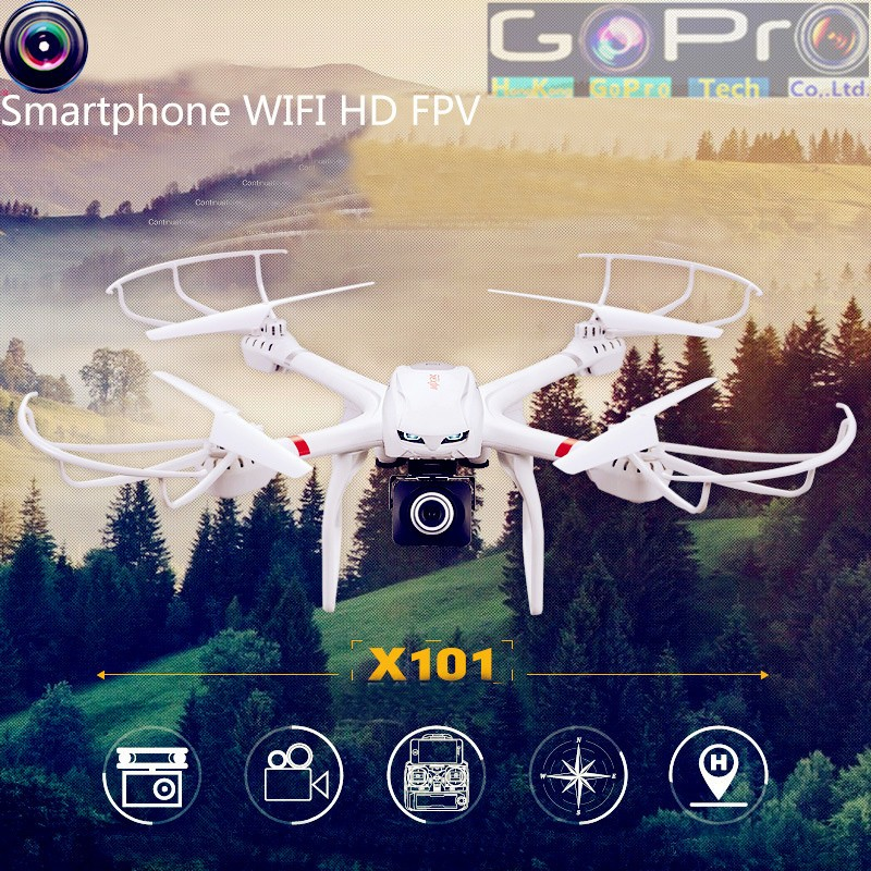 Profession-Drones-MJX-X101-Quadcopter-6Axis-RC-Helicopter-can-add-Drone-C4005-C4008-FPV-Wifi-Camera (2)