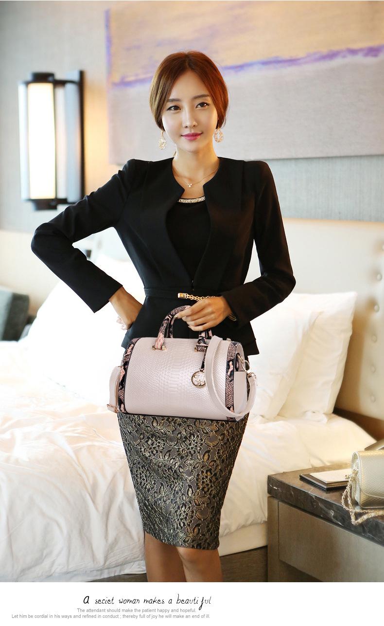 Luxury Women Handbag Lady Serpentine Shoulder Bags Handbags Women