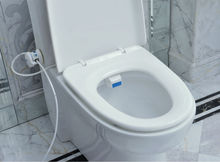 2014 Luxurious and Hygienic Eco-friendly And easy to Install High-tech Toilet Seat Bidet Y8005B(China (Mainland))