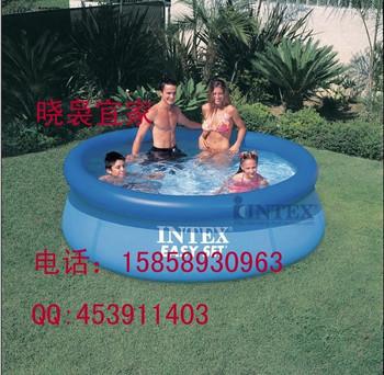 Intex56970 swimming pool dish pool large swimming pool pump