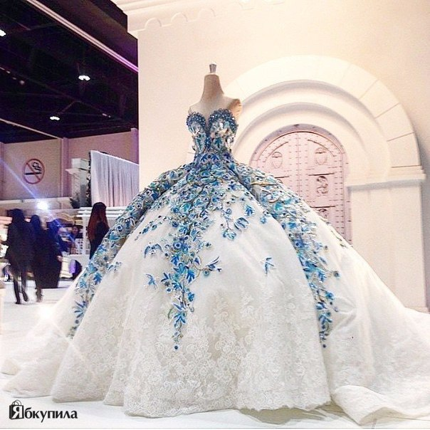 Christian Fashionable Wedding Dress