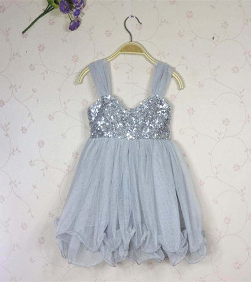 Free shipping Princess sleeveless sequin summer ball gowns tutu dress Childrens sequin summer party vest dress baby girls wear<br><br>Aliexpress