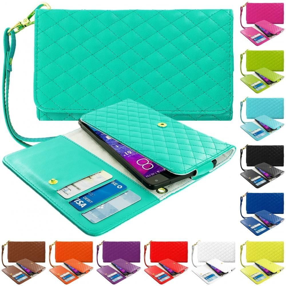 Luxury Flip Wallet Leather Design Case Cover Holder Pouch for Samsung Galaxy S6 Edge G9250 USA Seller - Always FREE Shipping(China (Mainland))