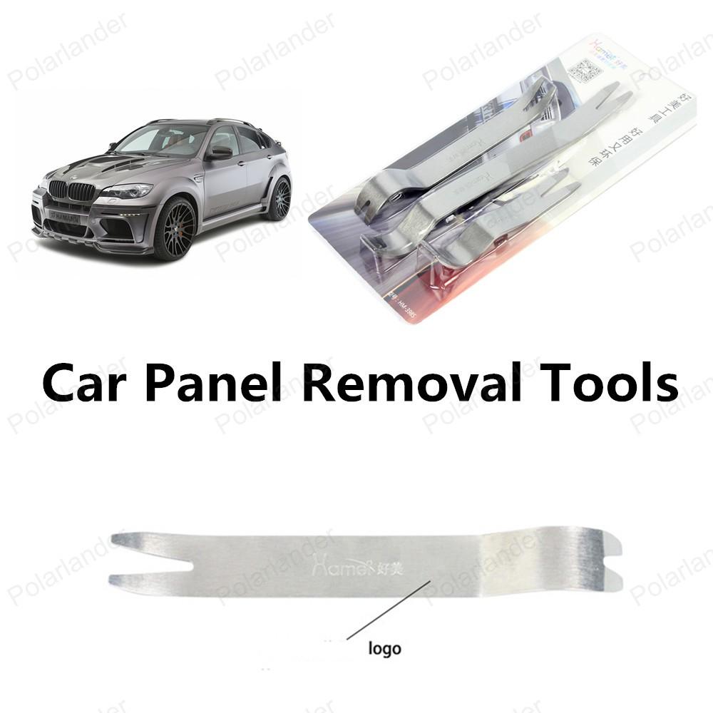 Горячая распродажа высокое качество 3 шт./компл. автомобиля средство для удаления панели комплект инструментов бесплатная доставка