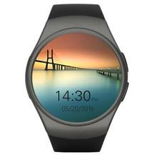 2016New Bluetooth Smart Watch Clock Smart Watch KW18 Sport Watch Wristwatch for Apple Iphone Android Phone High Quality