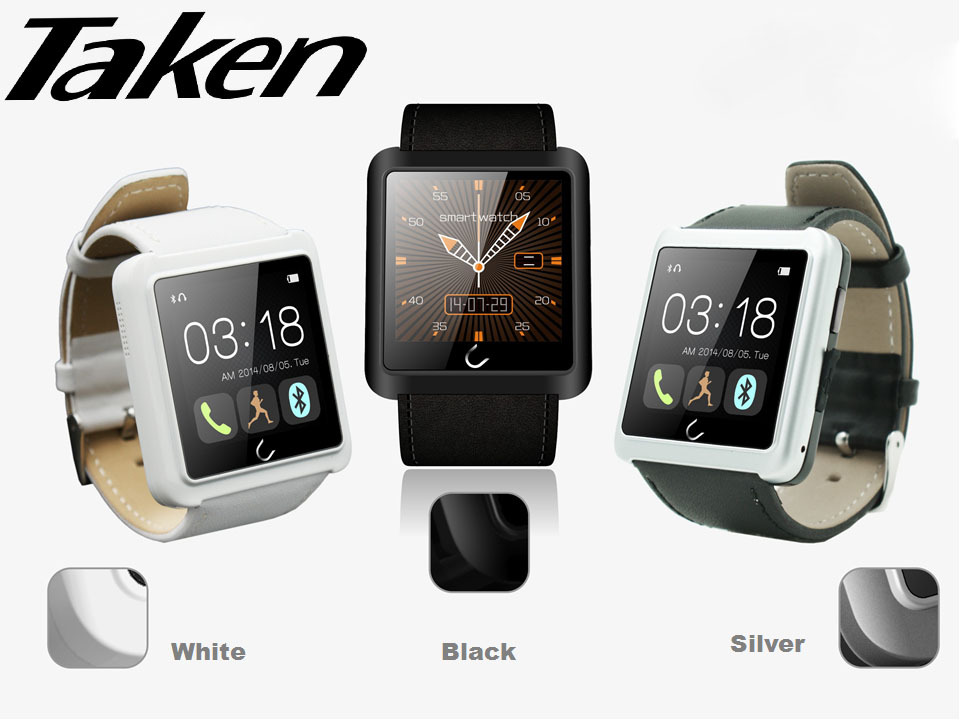 Fashion Bluetooth Smart Digital Wrist Watch U10l Taken brand smart watch Phone Mate Android for samsung iphone HTC nokia sony(China (Mainland))