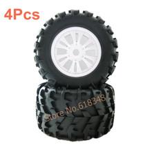 4P RC 1/8 Wheels Tires Diameter:150MM & 17MM Hex 1-8 Monster Truck HSP HPI Traxxas - Super Parts Store store
