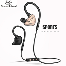 Sound Intone H3 Bluetooth Earphones Wireless In Ear Earbuds Sports Running Earphone with Built-in Mic for All Bluetooth Dvices(China (Mainland))