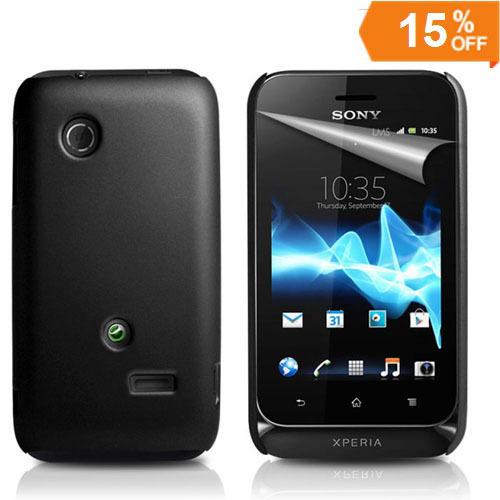Чехол для для мобильных телефонов OEM 1 /st21i Sony Xperia Tipo ,  For Sony ST21i Xperia Tipo sony xperia st21i купить заднюю крышку в санкт петербурге