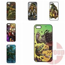 Xiaomi Mi2 Mi3 Mi4 Mi4i Mi4C Mi5 Redmi 1S 2 2S 2A 3 Note Pro Cartoon Teenage Mutant Ninja Turtles TPU Mobile Phone - Cases Groups Co., Ltd store