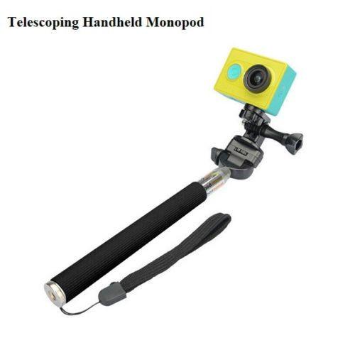 2015 Xiaomi yi Action Sport Camera Accessories Waterproof Case Chest Head Mount Strap for Xiao mi Xiaoyi sports camera