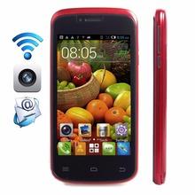 In Stock Original Cubot GT95 4″ 4 Inch MTK6572 Dual Core Android 4.2.2 3G smartphone 5MP Camera 512MB RAM 4GB ROM 1350mAh phone