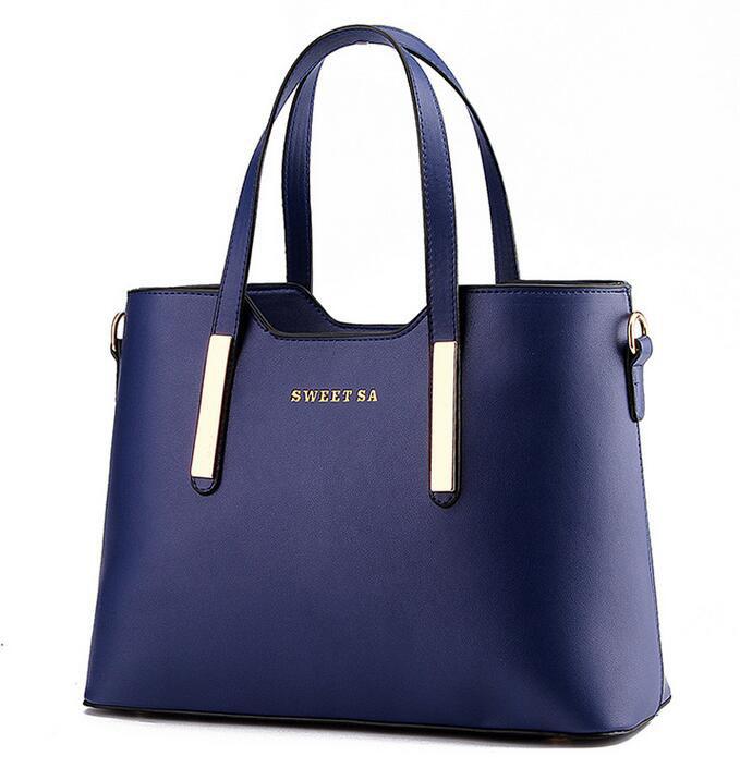 Handbags 2015 new European and American Korean female bag fashion female stereotypes shoulder bag Messenger bag a generation of