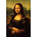 Mona Lisa Famous Oil Paintings Print Canvas Painting Home Decoration Pictures Wall Art Paintings For Living