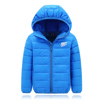 Factory Outlet~! Brand High Quality Children's Winter Down Cotton Jackets Baby Down Coat Girls & Boys Outerwear Free shipping