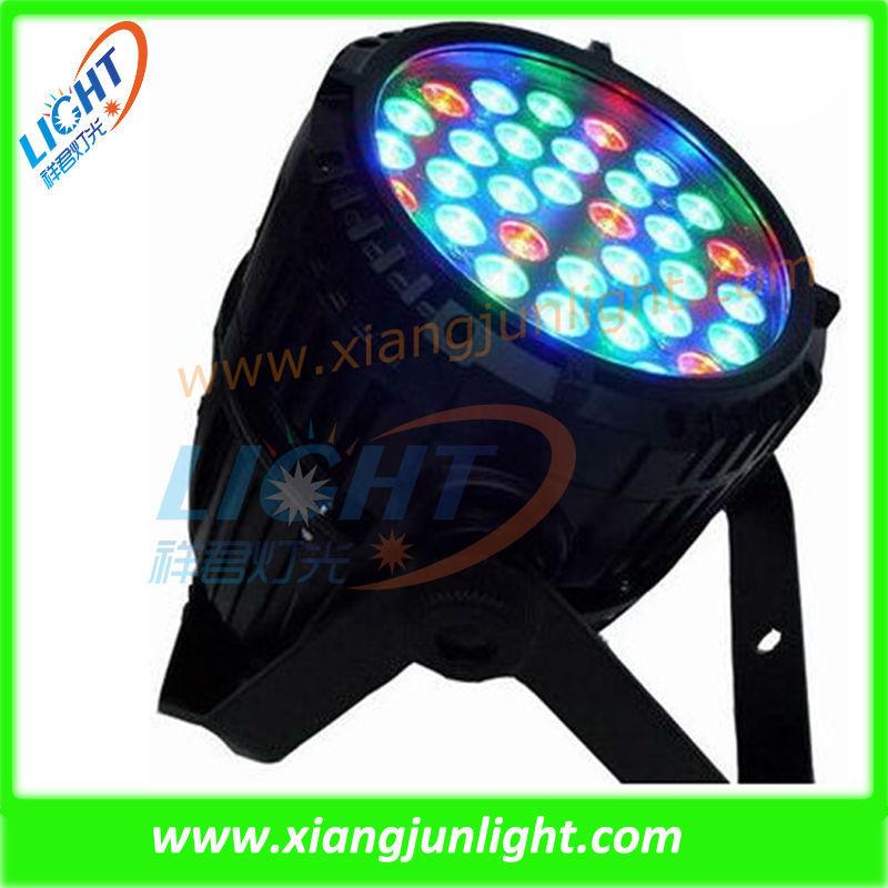 Outdoor 36 X 3W LED Par can light waterproof LED Par