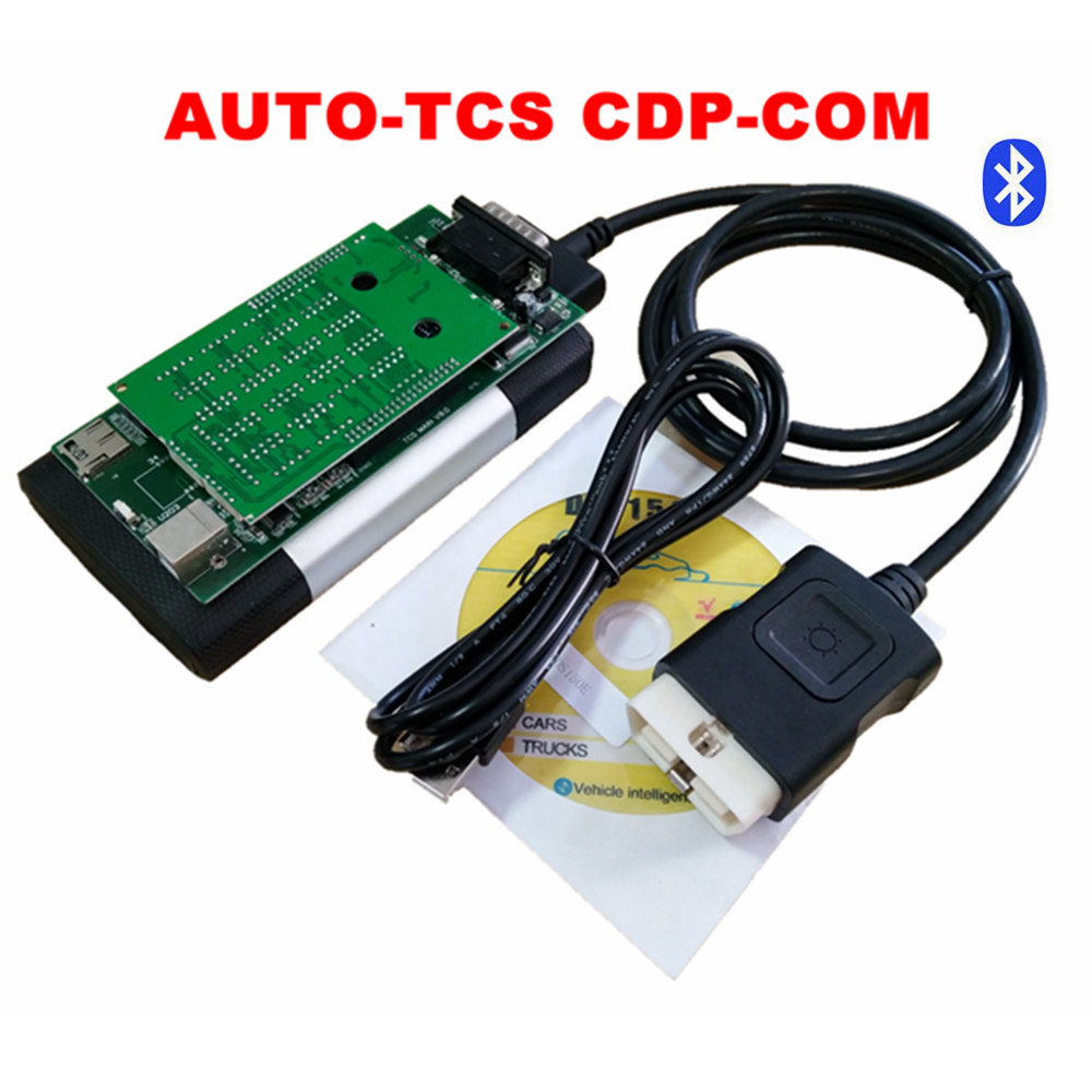 2017 stable Auto-com with keygen in CD tcs cdp DS pro 150E TCS auto scanner cdp 3 in 1 car Truck Diagnostic tool free shipping(China (Mainland))