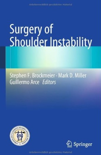 Surgery of Shoulder Instability(China (Mainland))