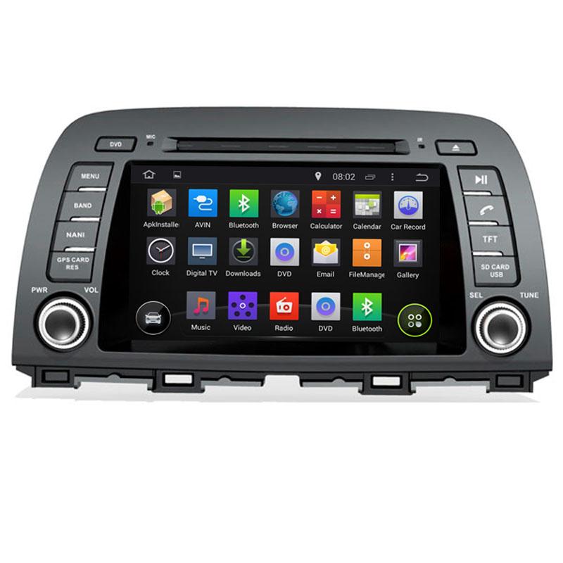 ROM 16G 1024*600 Quad Core Android 5.1.1 Fit MAZDA CX-5 2012 2013 2014 2015 Car DVD Player Navigation GPS 3G Radio(China (Mainland))