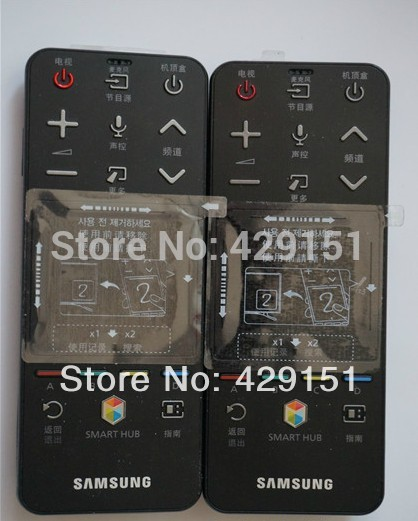 Free shipping AA59-00782A Smart Hub Audio sound control Touch Control Remote Control for Samsung 3D TV(China (Mainland))