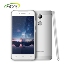 Buy HOMTOM HT37 Android Smartphone MTK6580 Quad Core 1.3GHz 16GB ROM 2GB RAM 5.0 inch HD Fingerprint 13MP 3000mAh Mobile Phone for $73.59 in AliExpress store