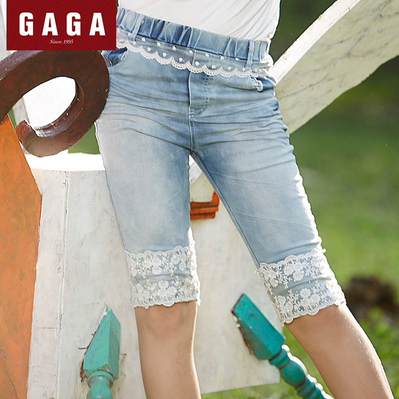 Как украсить джинсы кружевом своими руками 45