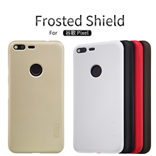 Nillkin Frosted Shield Phone Matte Case Google Pixel Hard Plastic Back Cover HTC Nexus Sailfish/S1 Screen Film - Shenzhen Inpet Technology Co., LTD store