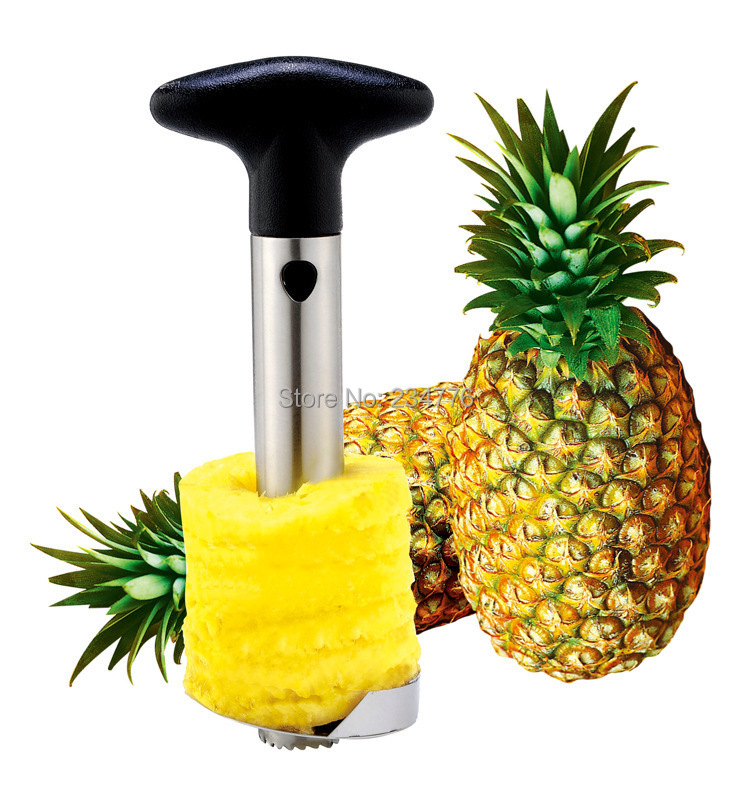 Pineapple slicer peeler cutter Cooking Tools Kitchen Accessories Stainless Steel Fruit Vegetable Cutter 3152 - Best Home shopping store