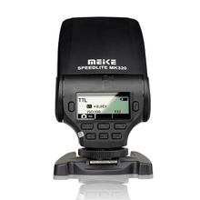 Meike MK-320 MK320 TTL flash Speedlite pour Sony A7 A7 II A7S A7R A6000 A5000 nex - nex - 5r NEX-5T nex -(China (Mainland))