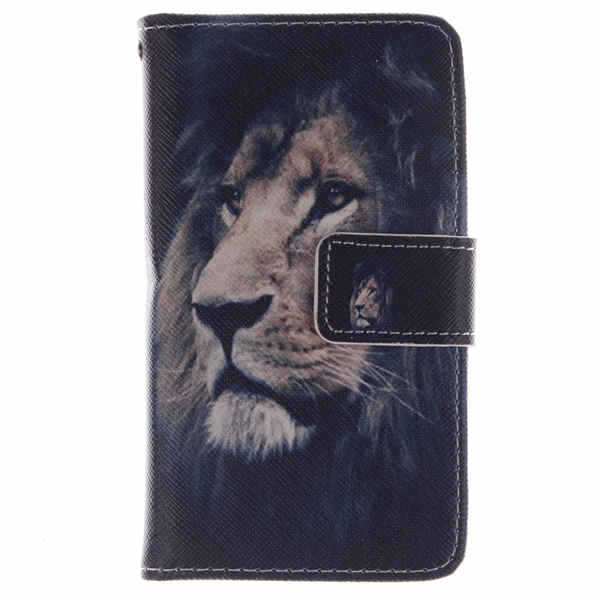 PU Leather Wallet Handbag Book Cover Case For Flip Samsung Galax Ace 4 Ace4 NXT G313h Case Shell Free Shipping(China (Mainland))