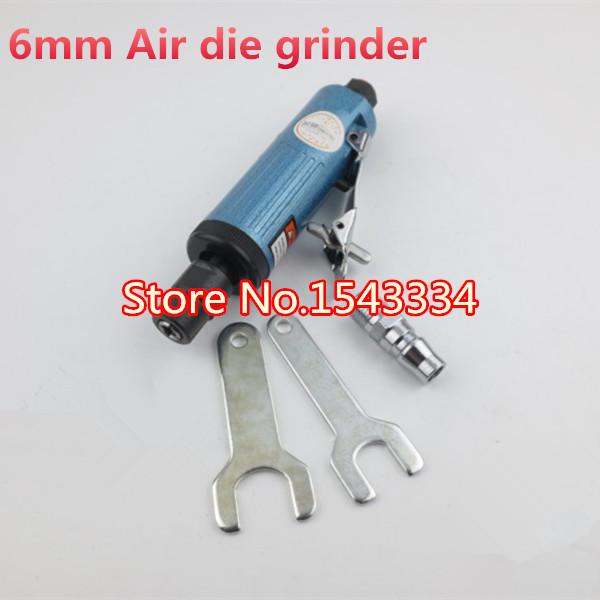 Free shipping 6mm Air die grinder Micro Air Pencil Die Grinder Tool Pneumatic(China (Mainland))