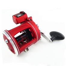 Boat Fishing Reel Trolling Reel Big Game Casting Wheel Salt Water Reel Deep Sea Drum Wheel Left Rihgt Handle