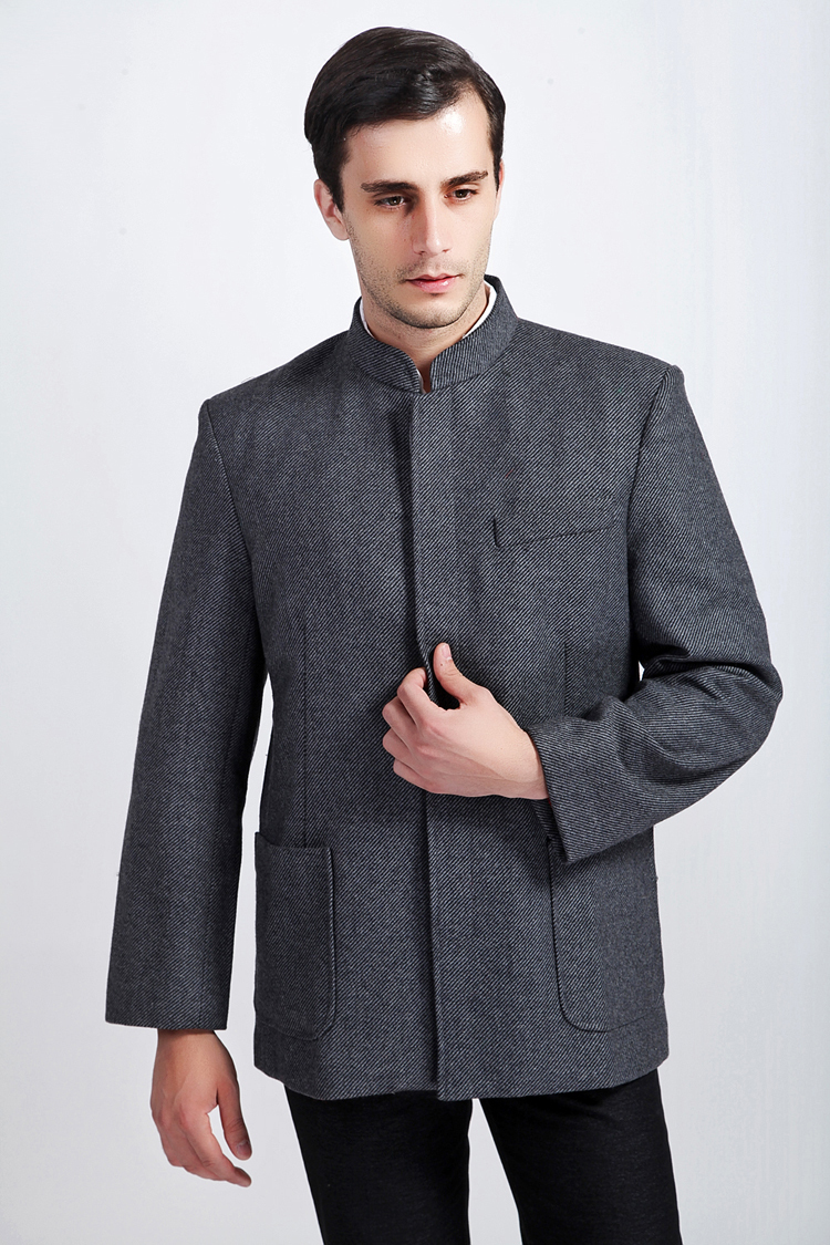 Find great deals on eBay for mens mandarin collar shirt. Shop with confidence.