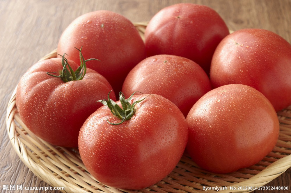 OXHEART Pink Heirloom Organic Tomato Seeds , 200 Seeds / Bag , The Old Traditional Varieties Of Vegetables(China (Mainland))