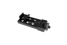 Free Fast Shipping Universal Mount for DJI OSMO to Add Extra Microphone or LED Light, DJI Official