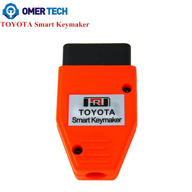 Wholesale Toyota Smart Key Maker Toyota Smart Keymaker OBD2 EOBD Key Programmer Toyota Smart Auto Key Programmer(China (Mainland))
