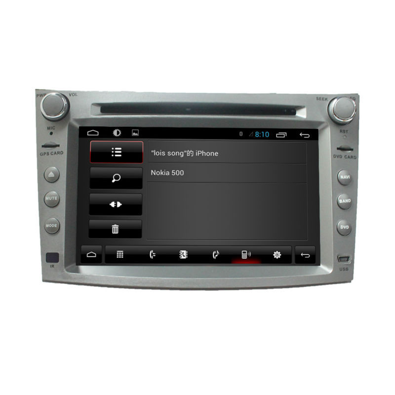 For capacitive multi-touch screen android 4.4 Legacy Car DVD Player GPS with 3G+Wifi+DVD+Radio+BT+Ipod list+USB +SWC+ATV+MP4/MP5(China (Mainland))