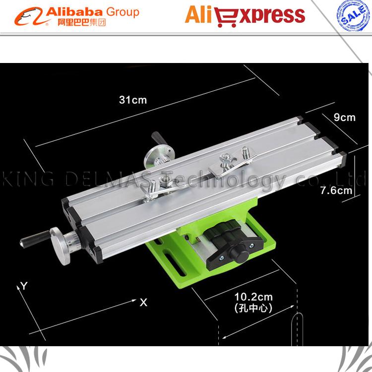 miniature milling machine