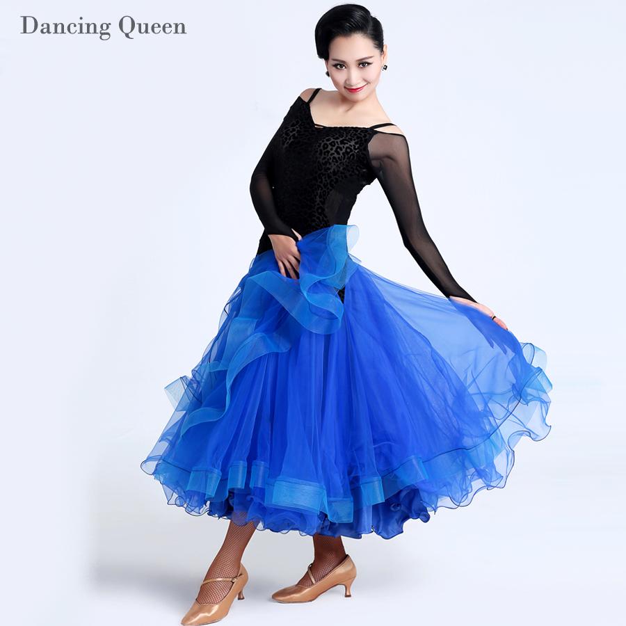 2015 Ballroom Dance Competition Dresses Tango/Jazz/Ballroom Waltz Dresses Green/Blue/Rose Dresses For Ballroom Dancing StandardОдежда и ак�е��уары<br><br><br>Aliexpress