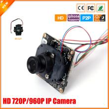 Mini IP Camera Security HD 720P/960P 1.0/1.3 Megapixel Network Camera CCTV With IR Cut Filter P2P ONVIF H.264 Mobile Phone View(China (Mainland))