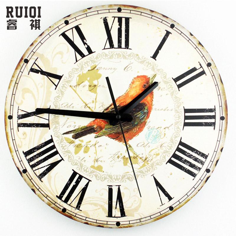 Buy Wholesale Large Decorative Wall Clock Fashion Home Decor