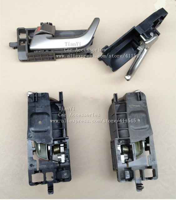 Free shipping/Geely auto parts/High quanlity original car inner door handle for Geely EC718 EC7-RV/Wholesale+Retail