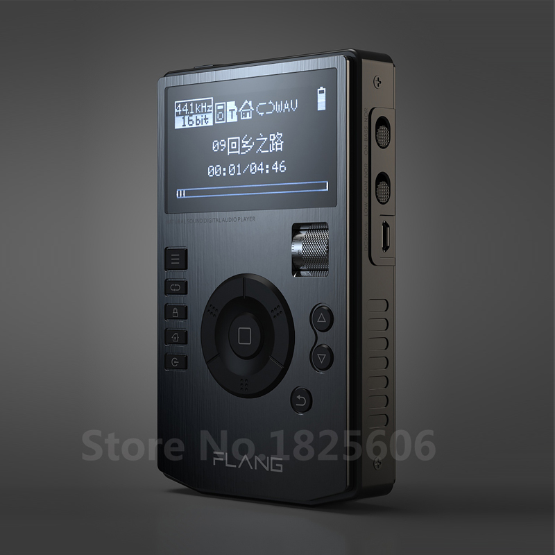Aliexpress.com : Buy 2016 Flang V5 32GB Professional Lossless Music MP3 HIFI Music Player ESS 9018K2M Free Shipping Support Wholesale Free Shipping from Reliable players cap suppliers on Shenzhen HCkexin Electronic Technology Co., Ltd.