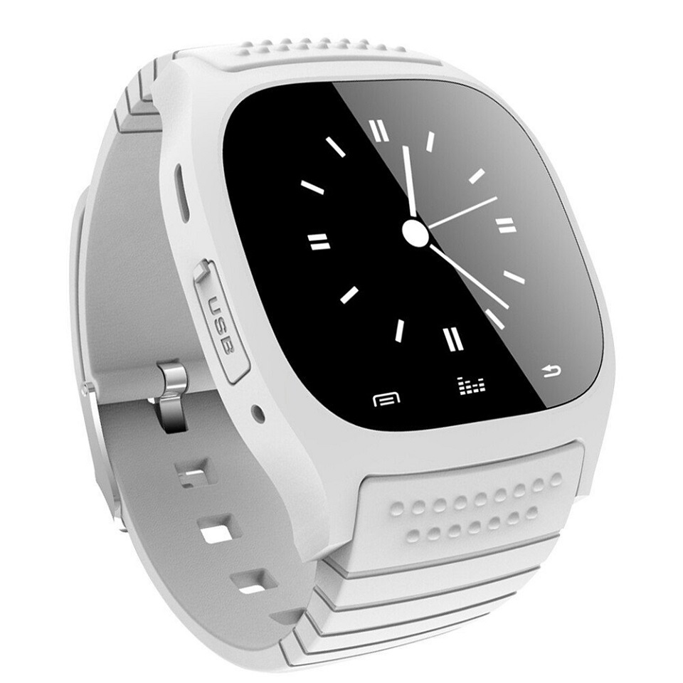 Sport Bluetooth Smart Watch luxury wristwatch M26 smartwatch with Dial SMS Remind Pedometer for IOS Android Samsung phone(China (Mainland))