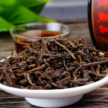 Hot Sale Black Tea Flavor Pu er Puerh Tea Chinese Mini Yunnan Puer Tea Gift box