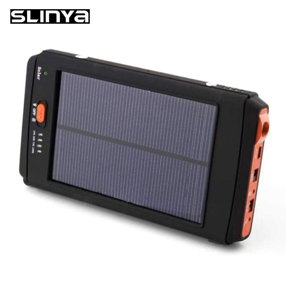 11200mAh Emergency Laptop Solar Charger for Mobile Phone Camera Solar Battery(China (Mainland))