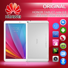 Original Huawei Tablet PC Note 9.6 inch 4G LTE 1280 x800 IPS Snapdragon MSM8916 2GB+16GB Android 4.4 2MP+5MP GPS+GLONASS
