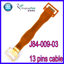 FLEX CABLE 13 PIN CAR AUDIO KENWOOD J84-0093-03 J84-0093-13