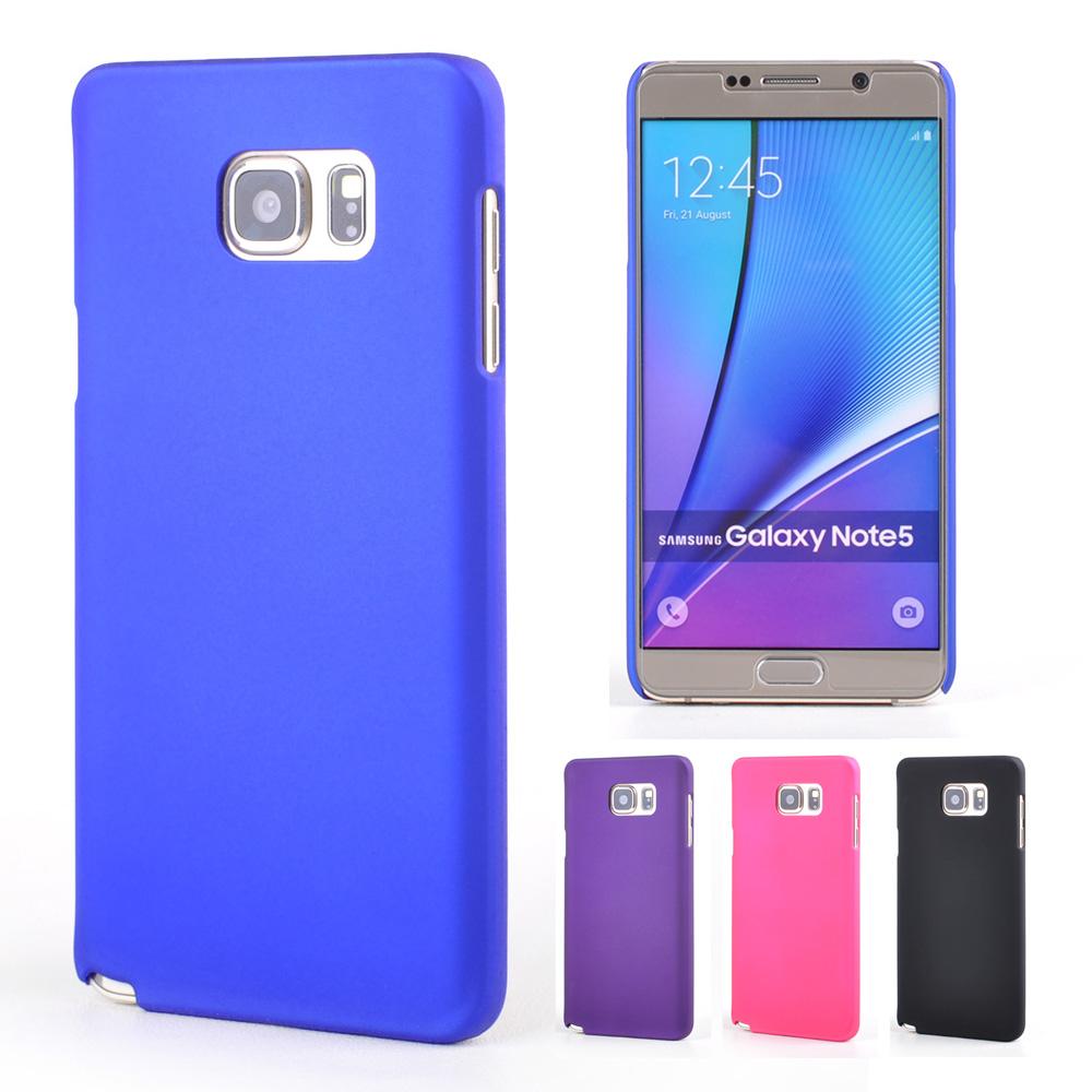 Aliexpress.com : Buy Note 5 Case Rubberized Plastic Hard ...