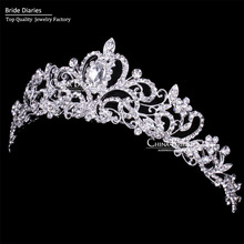 Tiara Bridal Crown for brides